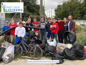 Clean Yours Streams Day 2018