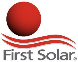 FirstSolar color LowRes